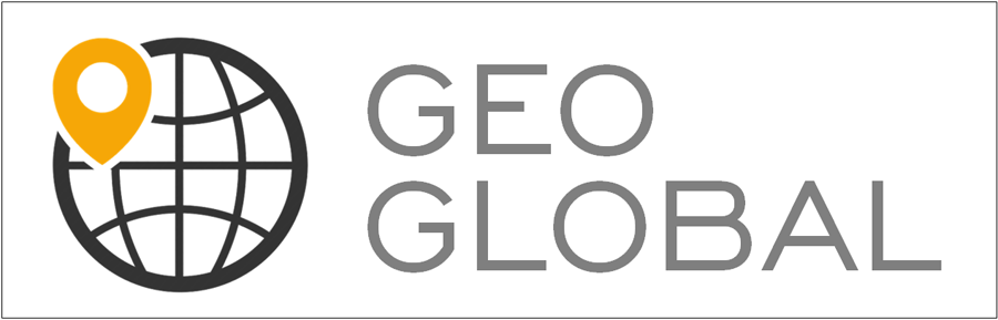 DELTA CHECK GEO GLOBAL LOGO