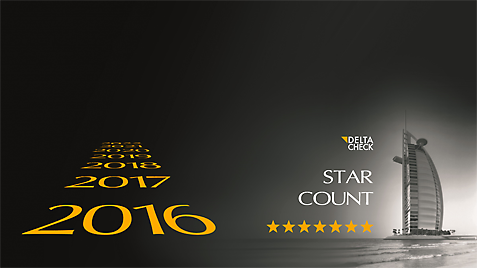 DELTA CHECK STAR COUNT 2016
